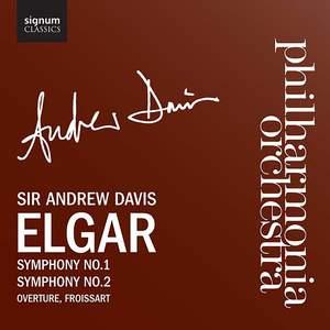 Elgar - Symphonies Nos. 1 & 2