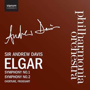 Elgar - Symphonies Nos. 1 & 2 Product Image