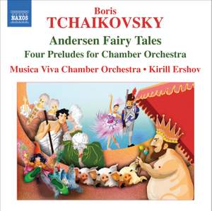 Boris Tchaikovsky - Andersen Fairy Tales Product Image