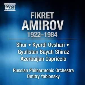 Fikret Amirov - Shur Product Image