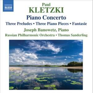 Paul Kletzki - Piano Concerto Product Image