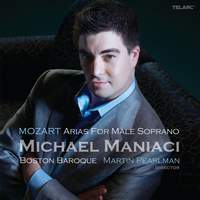 Mozart - Arias for Male Soprano