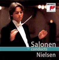 Salonen conducts Nielsen