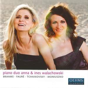 Piano Duo Anna & Ines Walachowski
