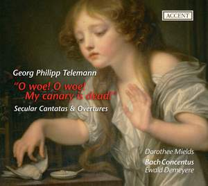 Telemann: 'O Woe! O Woe! My Canary is Dead!'