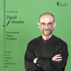 Introducing David Schrader