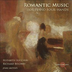 Romantic Music for Piano Four Hands