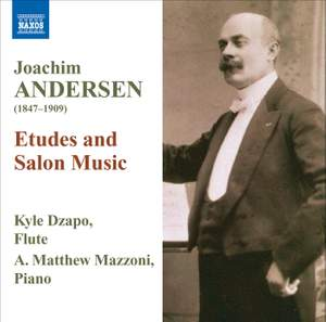 Joachim Andersen - Etudes & Salon Music Product Image