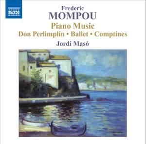 Mompou: Piano Music Volume 5