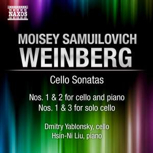 Weinberg - Cello Sonatas