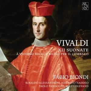 Vivaldi: Manchester Sonatas Nos. 1-12