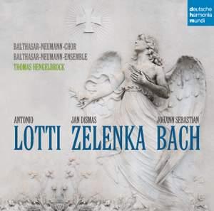 Thomas Hengelbrock conducts Zelenka, Bach & Lotti