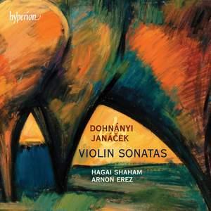 Dohnányi & Janácek - Violin Sonatas Product Image