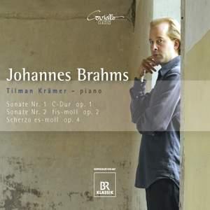 Brahms - Piano Sonatas Nos. 1 & 2 Product Image