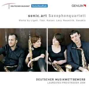 sonic.art Saxophonquartett
