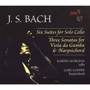 Bach: Cello Suites & Sonatas for Viola da Gamba