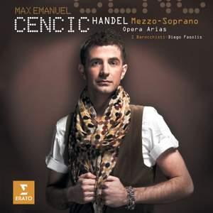 Handel - Mezzo Soprano Opera Arias
