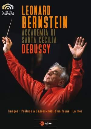 Leonard Bernstein conducts Debussy