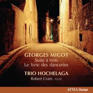 Migot - Suite a trios & Le livre des danceries