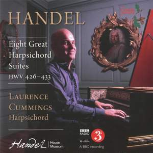Handel - Eight Great Suites