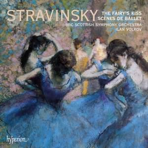 Stravinsky - The Fairy's Kiss & Scènes de ballet Product Image