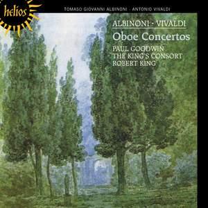 Albinoni & Vivaldi - Oboe Concertos Product Image