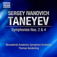 Taneyev - Symphonies Nos. 2 & 4