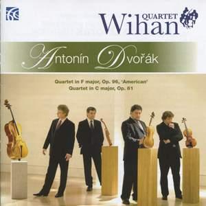 Dvorak - String Quartets Nos. 11 & 12