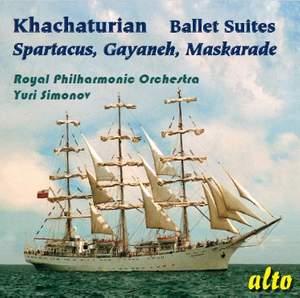 Khachaturian - Famous Ballet Suites