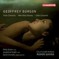 Geoffrey Burgon - Viola Concerto & Cello Concerto
