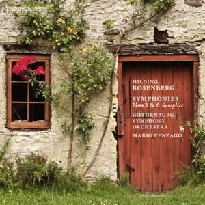 Rosenberg - Symphonies Nos. 3 & 6