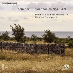 Schubert - Symphonies Nos. 8 & 9