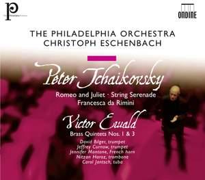 The Philadelphia Orchestra play Tchaikovsky & Ewald