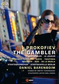 Prokofiev: The Gambler, Op. 24