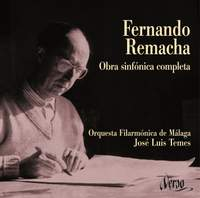 Remacha - The Complete Orchestral Works
