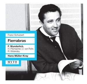 Schubert: Fierrabras D 796