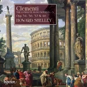 Clementi - Complete Piano Sonatas Volume 5