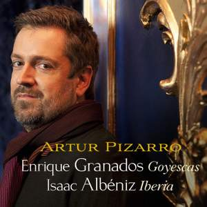 Artur Pizarro plays Albéniz & Granados