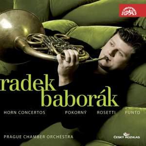 Pokorný, Rosetti & Punto - Horn Concertos