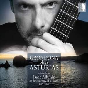 Grondona plays Asturias