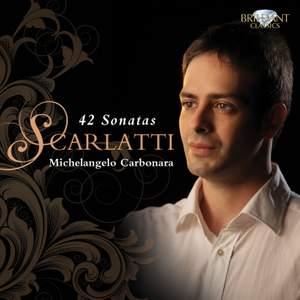 D. Scarlatti - 42 Sonatas