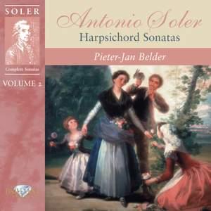 Antonio Soler: Harpsichord Sonatas Volume 2