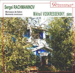Rachmaninov: Morceaux de Salon