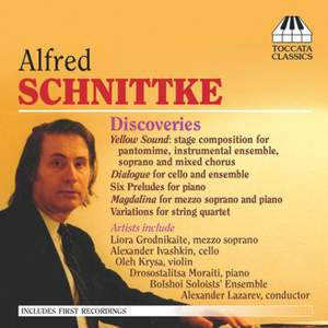 Schnittke - Discoveries