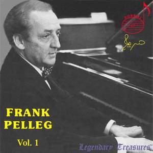 Frank Pelleg, Volume 1