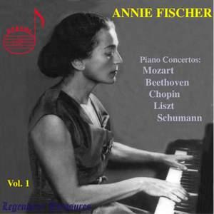 Annie Fischer, Volume 1