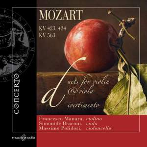 Mozart - Duets for Violin & Viola