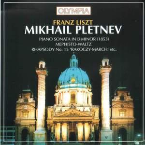 Liszt: Piano Sonata in B Minor