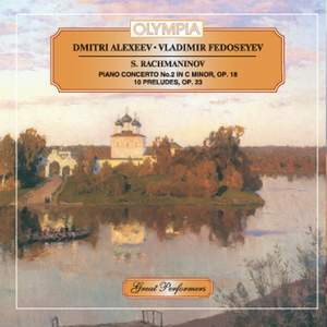 Rachmaninov: Piano Concerto No. 2 & Preludes, Op. 23