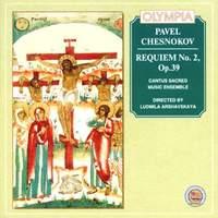Chesnokov: Requiem No. 2, Op. 39